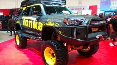 Tonka Toyota 4Runner