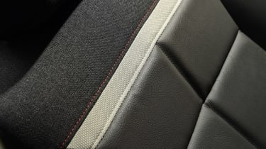 Citroen C5 Aircross - seat detail