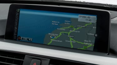 BMW 3 Series - infotainment
