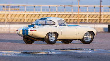 Lot 24 – 1963 Jaguar E-Type Lightweight Competition