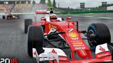 F1 2016 - Ferrari