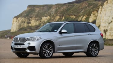 BMW X5 - front static