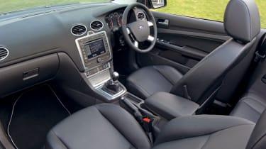 Ford Focus CC interior