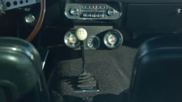Ford Mustang Shelby GT500 Super Snake - gearstick