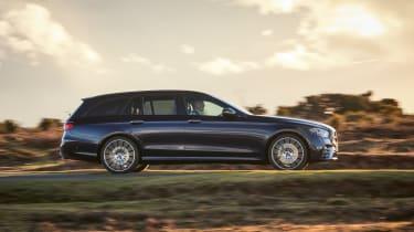 Mercedes E-Class Estate review - driving profile