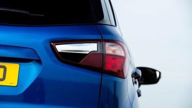 Ford EcoSport - rear light