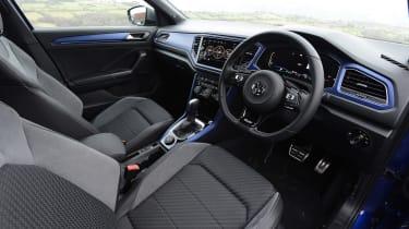 Volkswagen T-Roc R - cabin