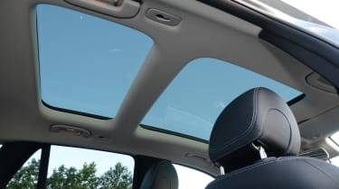 Long-term test review: Mercedes GLC - first report sunroof