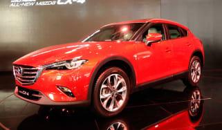 Mazda CX-4 - Beijing Motor Show - front