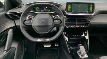 Peugeot 208 - dash