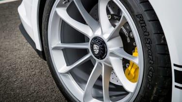 Porsche 911 R - wheel detail