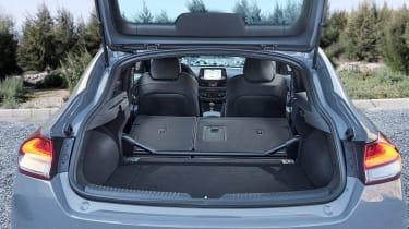 Hyundai i30 N Fastback - boot