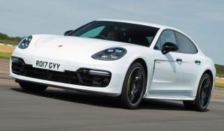 Best luxury cars - Porsche Panamera