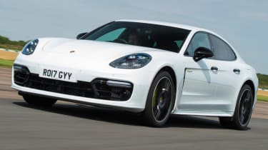 Best luxury cars - Porsche Panamera