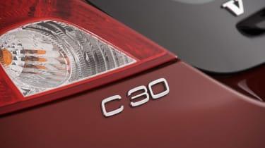 Used Volvo C30 - rear badge