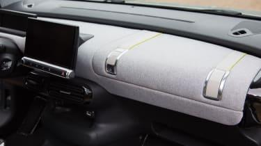 Citroen Advanced Comfort Concept 2017 - dashboard