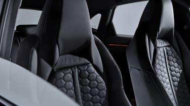 Audi RS Q3 Sportback - seats