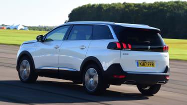 Peugeot 5008 - rear