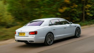 Bentley Flying Spur V8 S - rear