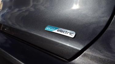 Kia e-Niro long termer - first report Eco badge