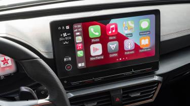 Cupra Formentor e-Hybrid - Apple CarPlay
