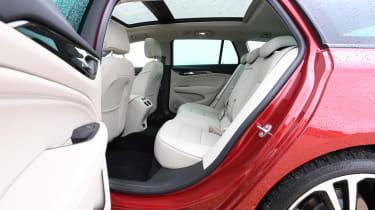 Vauxhall Insignia Sports Tourer Elite Nav - rear seats