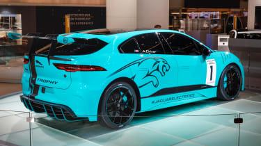 Jaguar I-Pace eTrophy - rear