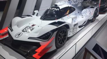 Detroit Motor Show - Acura ARX-05