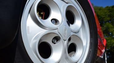 Ford Escort XR3 - wheel