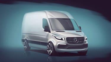 New Mercedes Sprinter - header