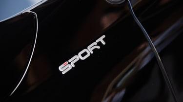 Fiat 500 X Sport - Sport badge