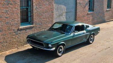 Bullitt, Mustang GT 390 1968
