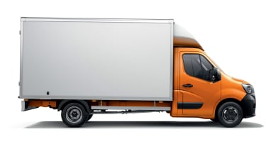 Renault Master - box van
