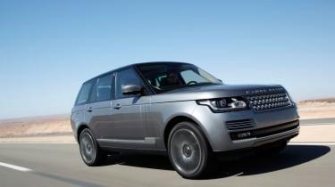 Jaguar Land Rover leads driverless car trials