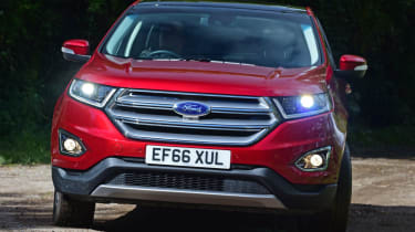 Ford Edge long term - third report full front