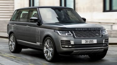 Range Rover SVAutobiography - front