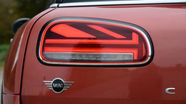 MINI Clubman rear lights