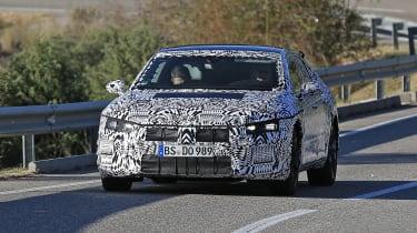 VW Arteon 2017 spy shot 4