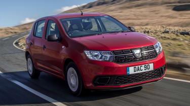 Dacia Sandero - best superminis