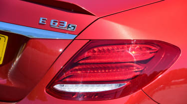 Mercedes-AMG E 63 S - E 63 S badge