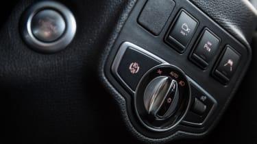Mercedes X-Class review - controls
