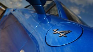 Alpine A110 - side profile