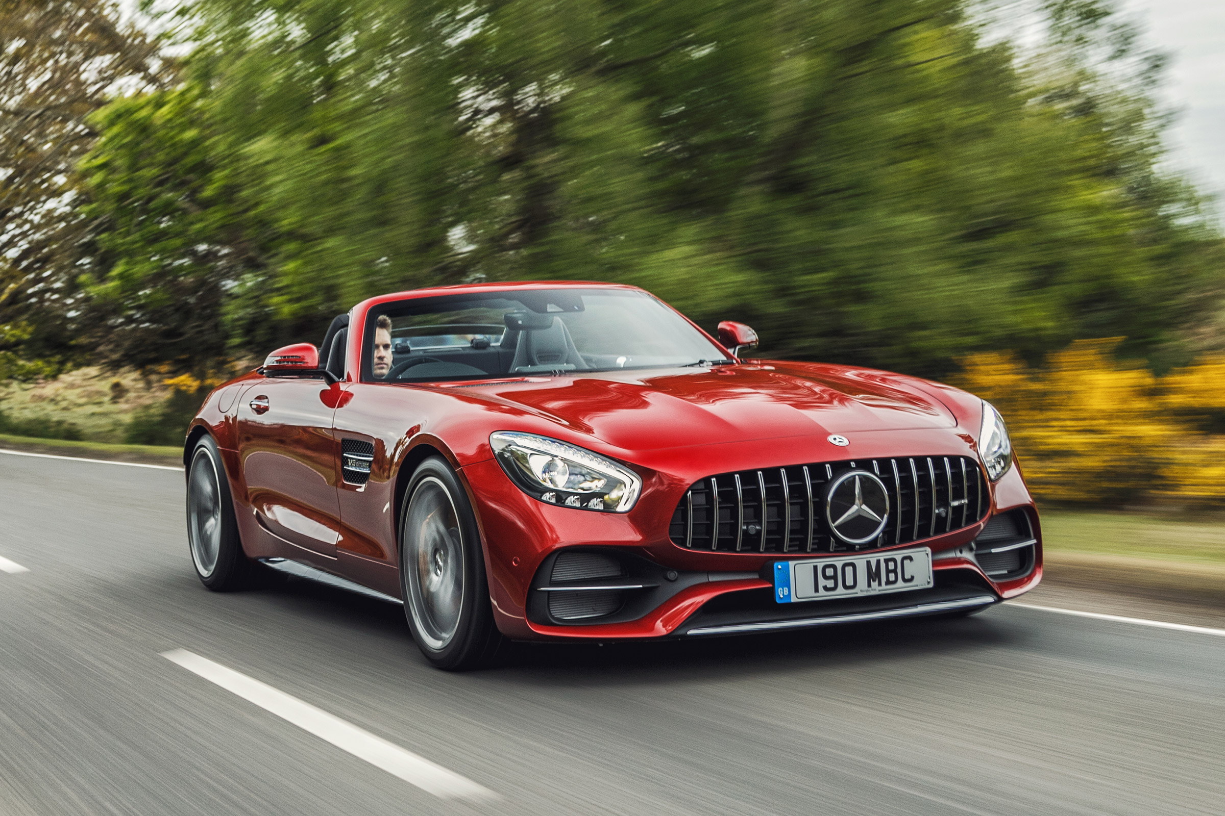 Mercedes Amg Gt Roadster Review Auto Express