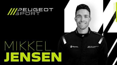 Peugeot WEC - Jensen