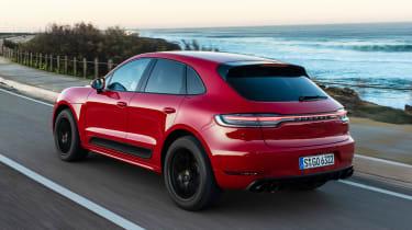 Porsche Macan GTS - rear