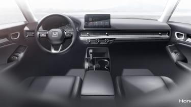 Honda Civic 2021 - interior