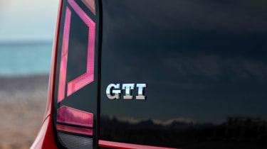 Volkswagen up! GTI - GTI badge