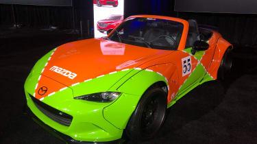 Mazda MX-5 - LA Motor Show
