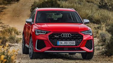 Audi RS Q3 - front