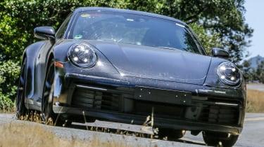 porsche 911 992 prototype front